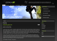 JoomlaJet 37 new theme