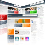 Pixelparadise release another template for Joomla and Mambo