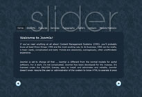 Slider: Using mootools